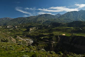 Colca Canyon, (2011) Photo (c) Karen Abrahamson