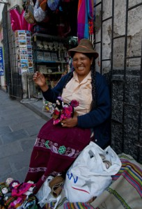 Carmelita of Puno, Arequipa (2011) Photo (c) Karen Abrahamson