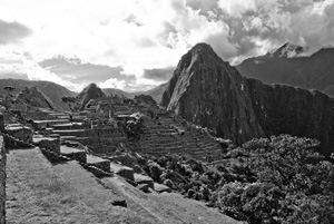 The last view of Machu Picchu (2011) Photo (c) Karen Abrahamson